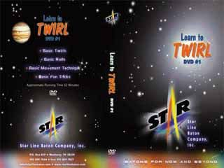 Learn To Twirl DVD 1