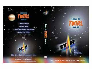 Learn To Twirl DVD3