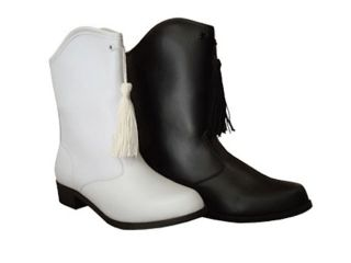Gotham Majorette Vinyl Boots - You Go Girl Dancewear